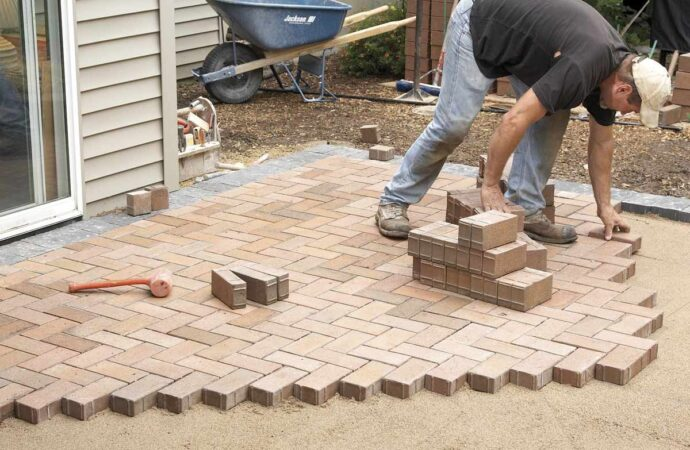 Pavers-Midland TX Professional Landscapers & Outdoor Living Designs-We offer Landscape Design, Outdoor Patios & Pergolas, Outdoor Living Spaces, Stonescapes, Residential & Commercial Landscaping, Irrigation Installation & Repairs, Drainage Systems, Landscape Lighting, Outdoor Living Spaces, Tree Service, Lawn Service, and more.